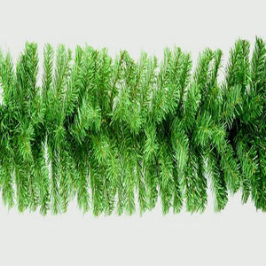 Christmas Green Garland 9ft