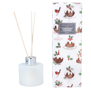 Christmas Pudding Scent Diffuser