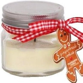 Christmas Clove and Ginger Scented Candle in Jar