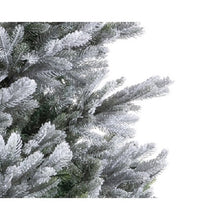 Load image into Gallery viewer, Kaemingk Frosted Arlberg Fir Pre Shaped Christmas Tree 7ft/210cm
