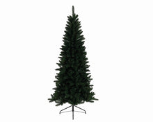 Load image into Gallery viewer, Kaemingk Lodge Pine Slim Christmas Tree 6ft/ 180 cm