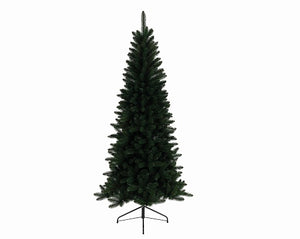 Kaemingk Lodge Pine Slim Christmas Tree 6ft/ 180 cm