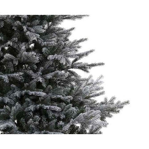 Kaemingk Snowy Grandis Fir Christmas Tree 7ft/210cm
