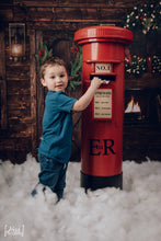 Load image into Gallery viewer, Christmas Post Box