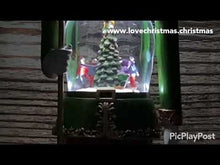 Load and play video in Gallery viewer, Musical Nutcracker 46cm With Christmas Scene Globe