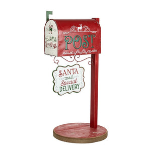 Santa Christmas Special Delivery Post Box