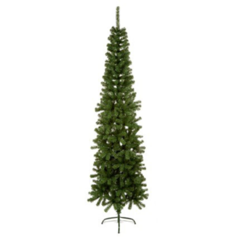Spruce Pencil Pine 2m/ 6.5ft Christmas Tree