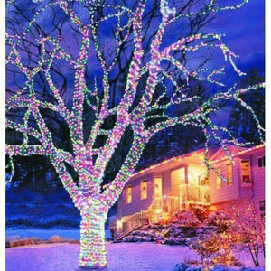 Professional Connectable Multi Colour LED Fairy Lights 10m