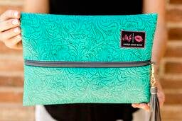 Turquoise Dream Bag