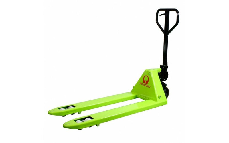 Pramac GS EVO Professional Hand Pallet Pump Truck with 2500kg Load Capacity