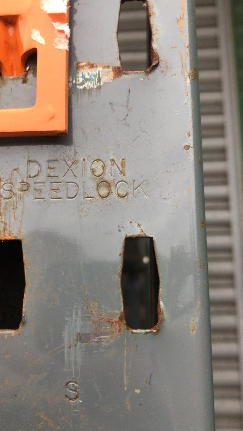 Used Dexion Speedlock - Chipboard - 2000mm x 2730mm x 850mm