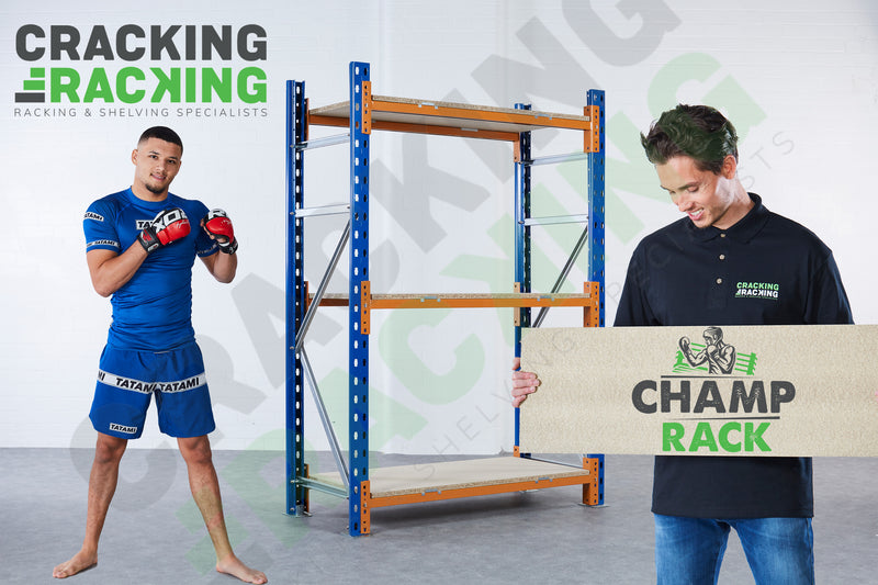 Champ Rack - Customise Your Own Bay