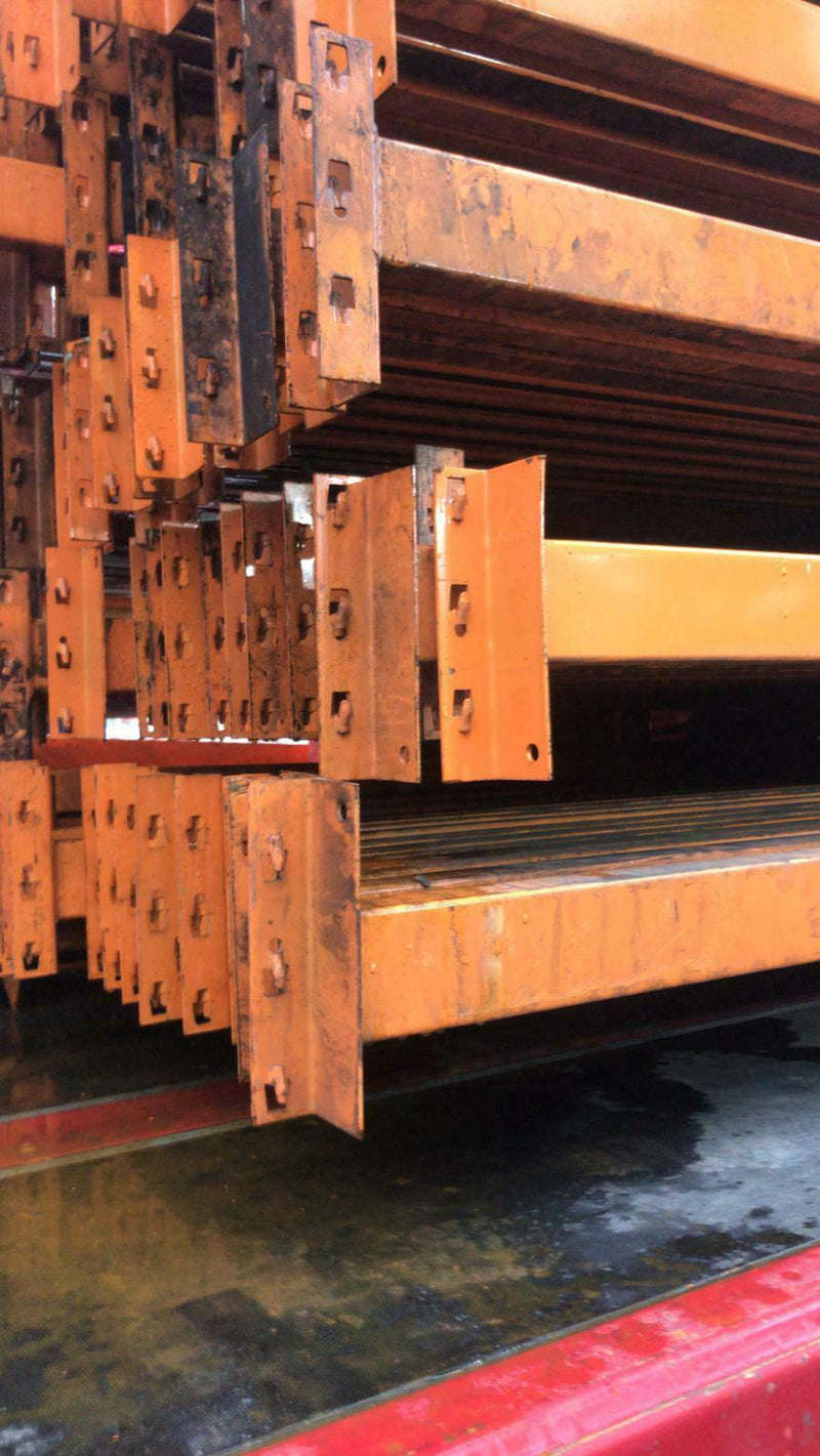Used Beams - Used Dexion Speedlock Beams - 3300mm x 90mm x 45mm -  - The Cracking Racking Ltd