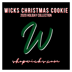 Wicks Christmas Cookie