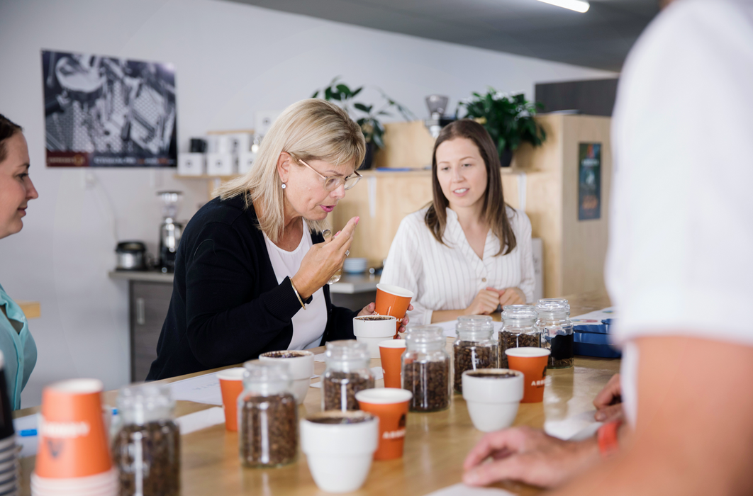 Coffee Education & Cupping Workshop