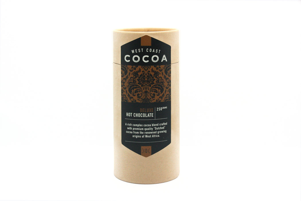 West Coast Cocoa - Deluxe Hot Chocolate 250g