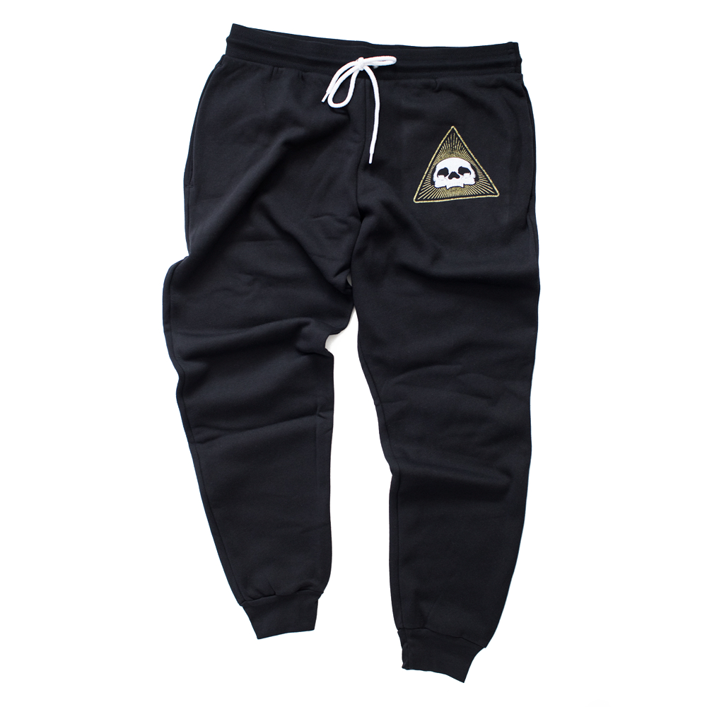 MEDALLION JOGGER SWEATS