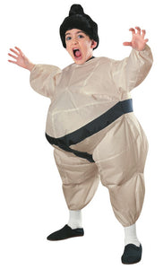 Inflatable Sumo Wrestler Child