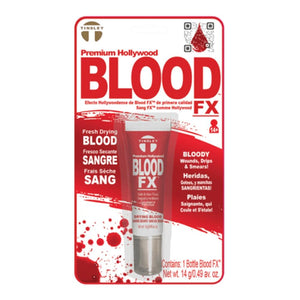 Blood FX Red Drying