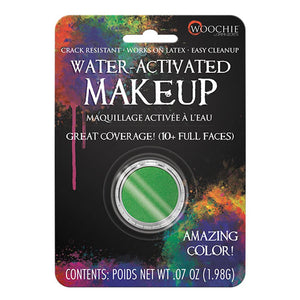 Green Water Activated Makeup