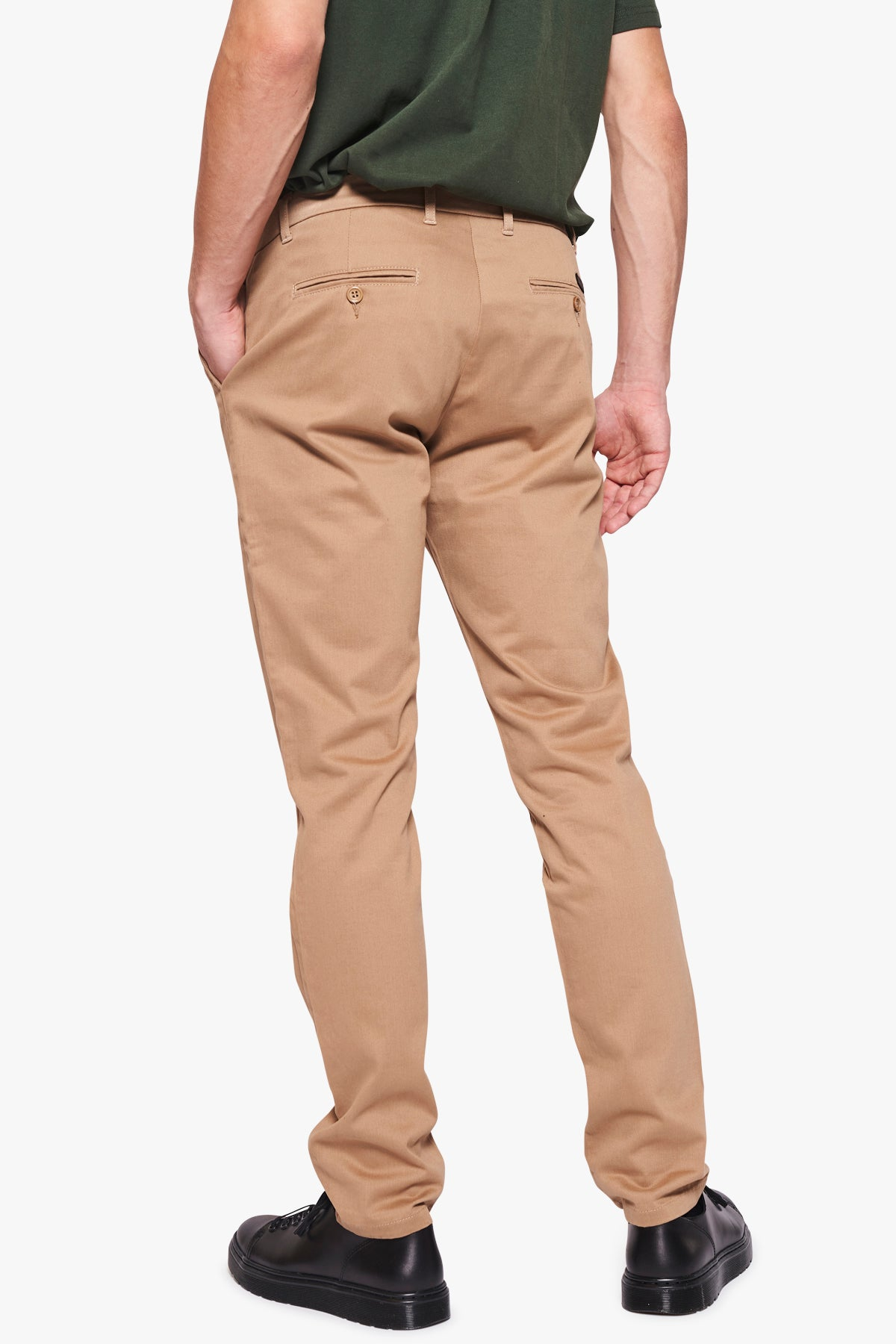 Steffen Worker Pants - Khaki