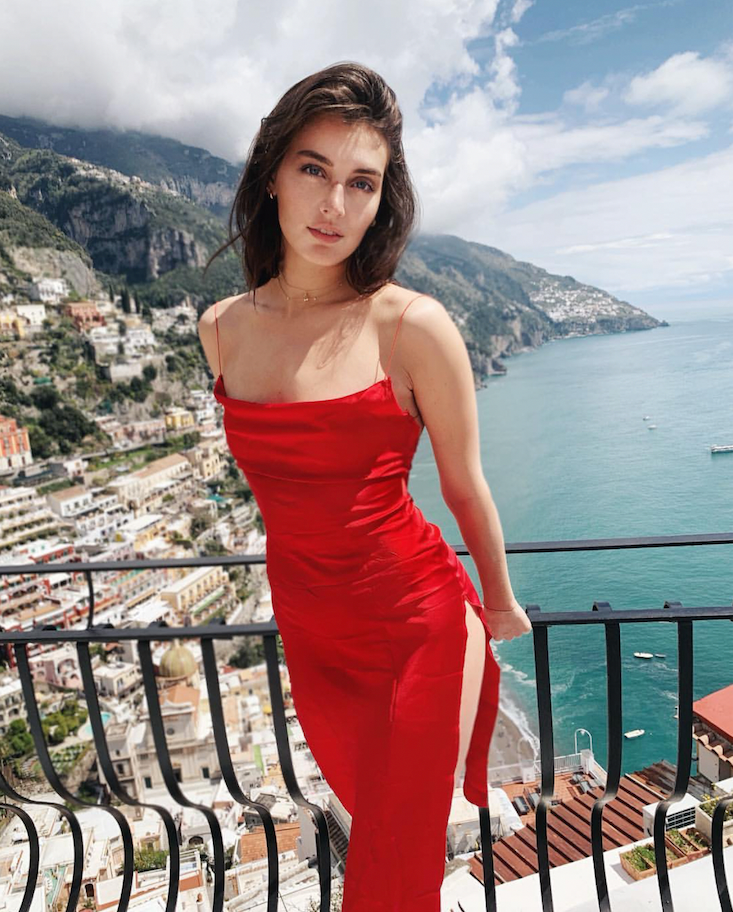 Are You Am I - Jessica Clements - Nique dress