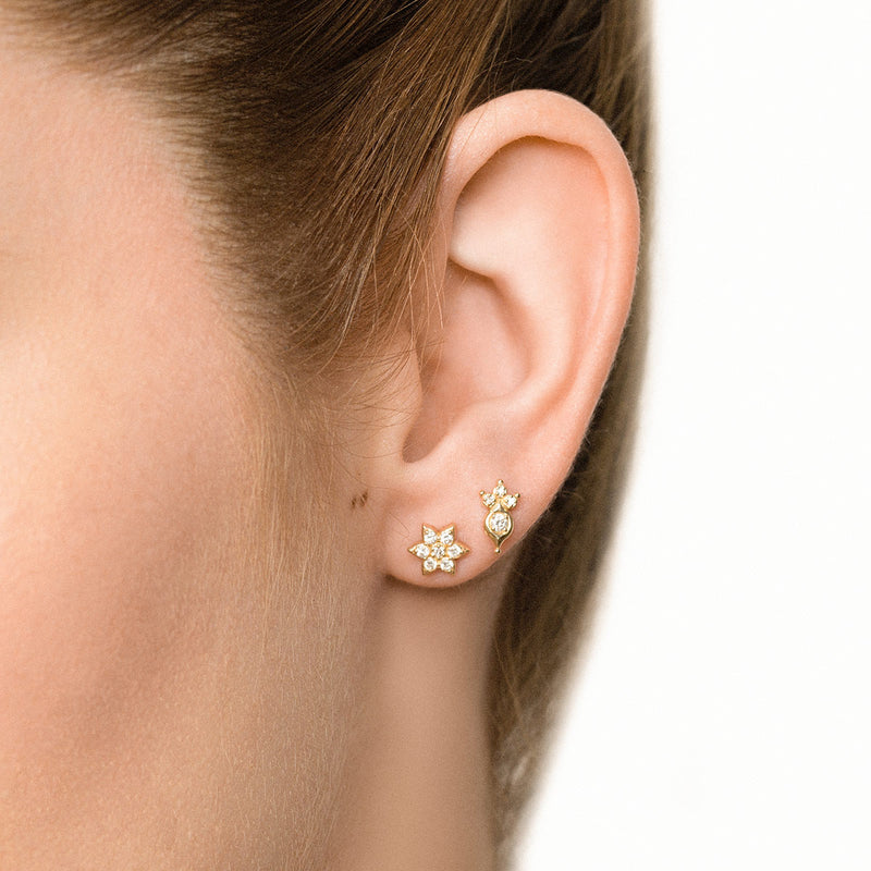 Fier Earring - ARE YOU AM I - 5