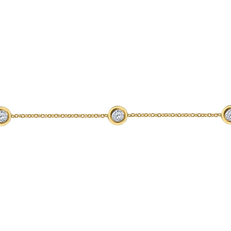 Catriel 8 Bezel Super FINE Chain