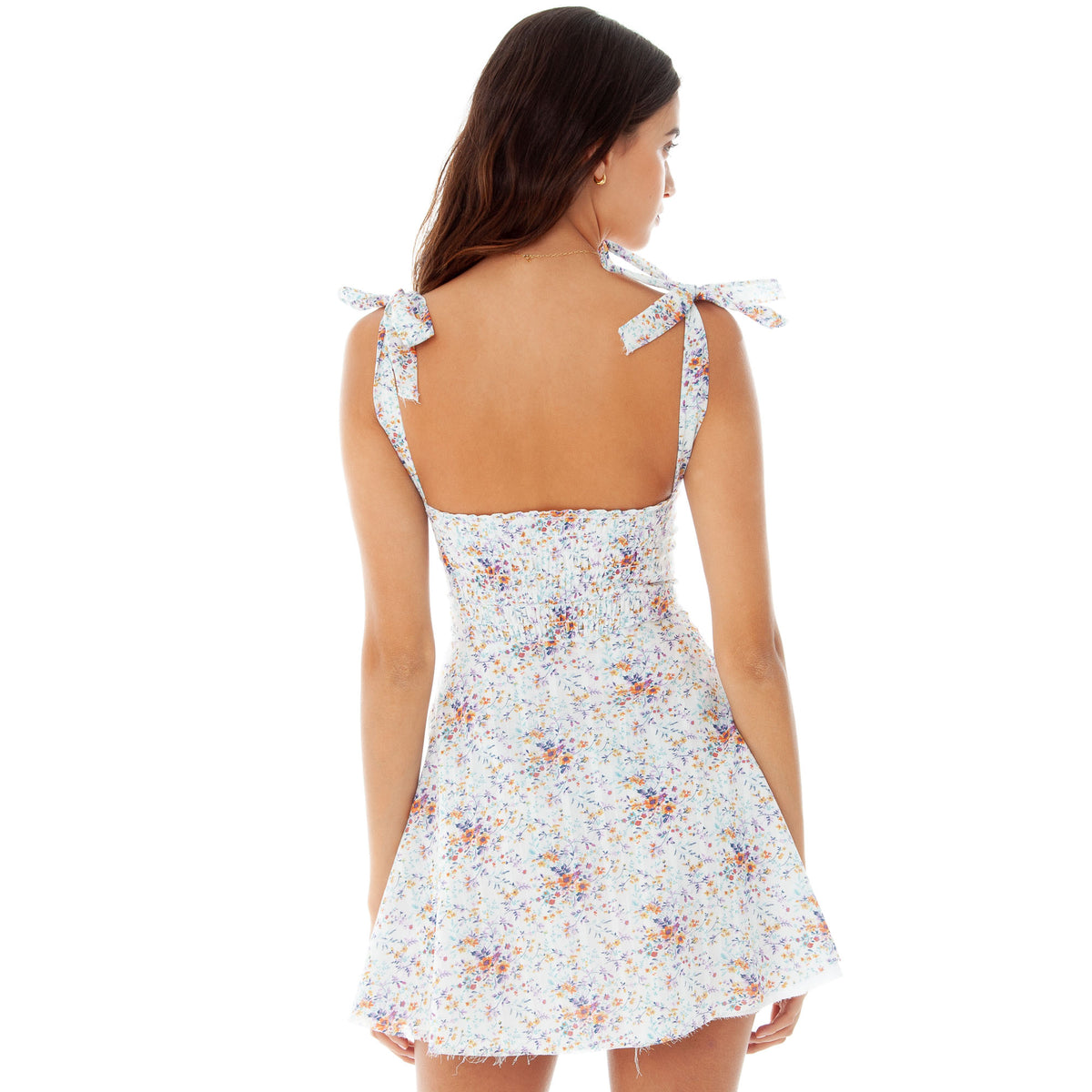 Are You Am I - Laeta Floral Dress