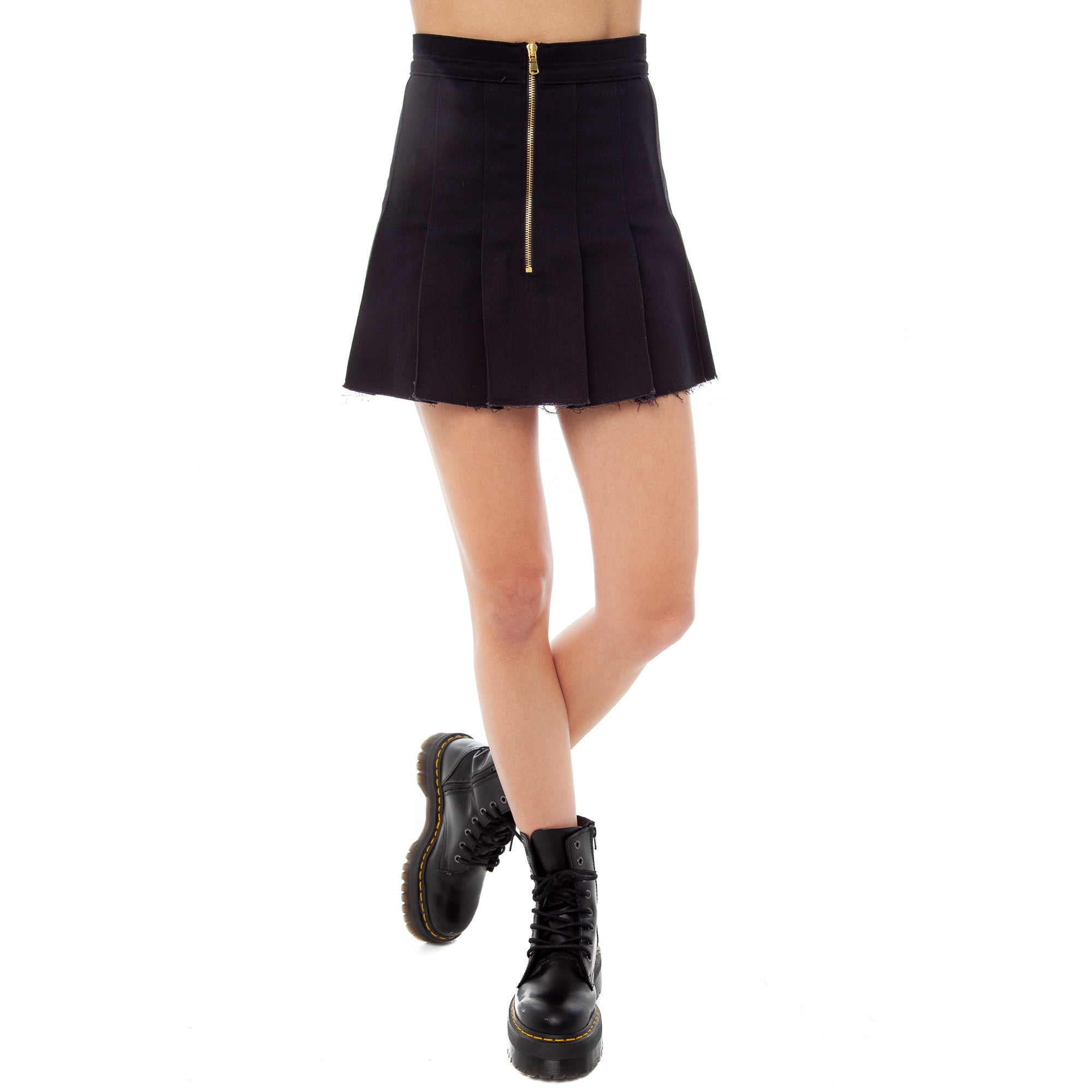 Are You Am I - Chielle Skirt **black