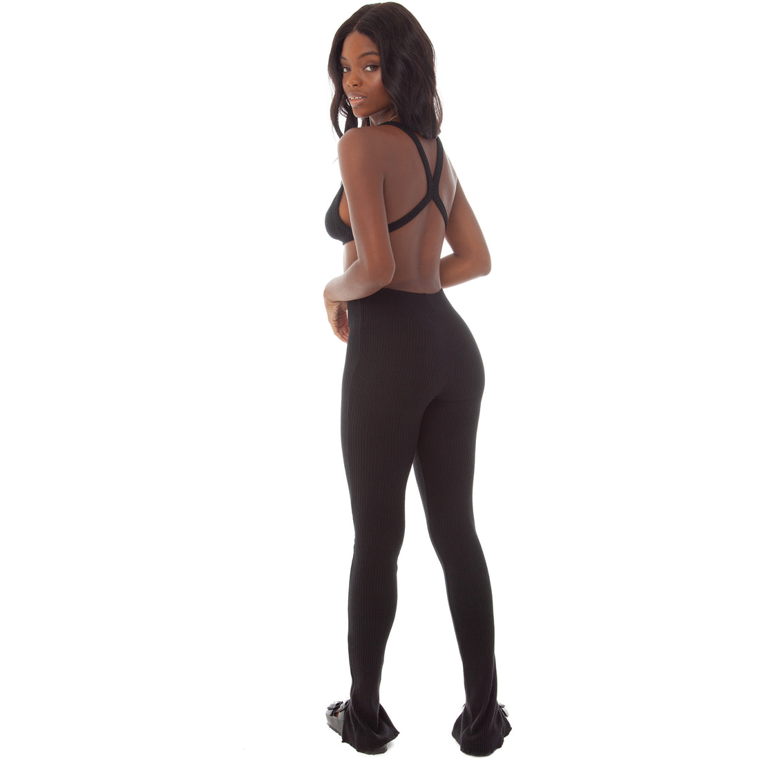 Are You Am I - Keena Legging **black