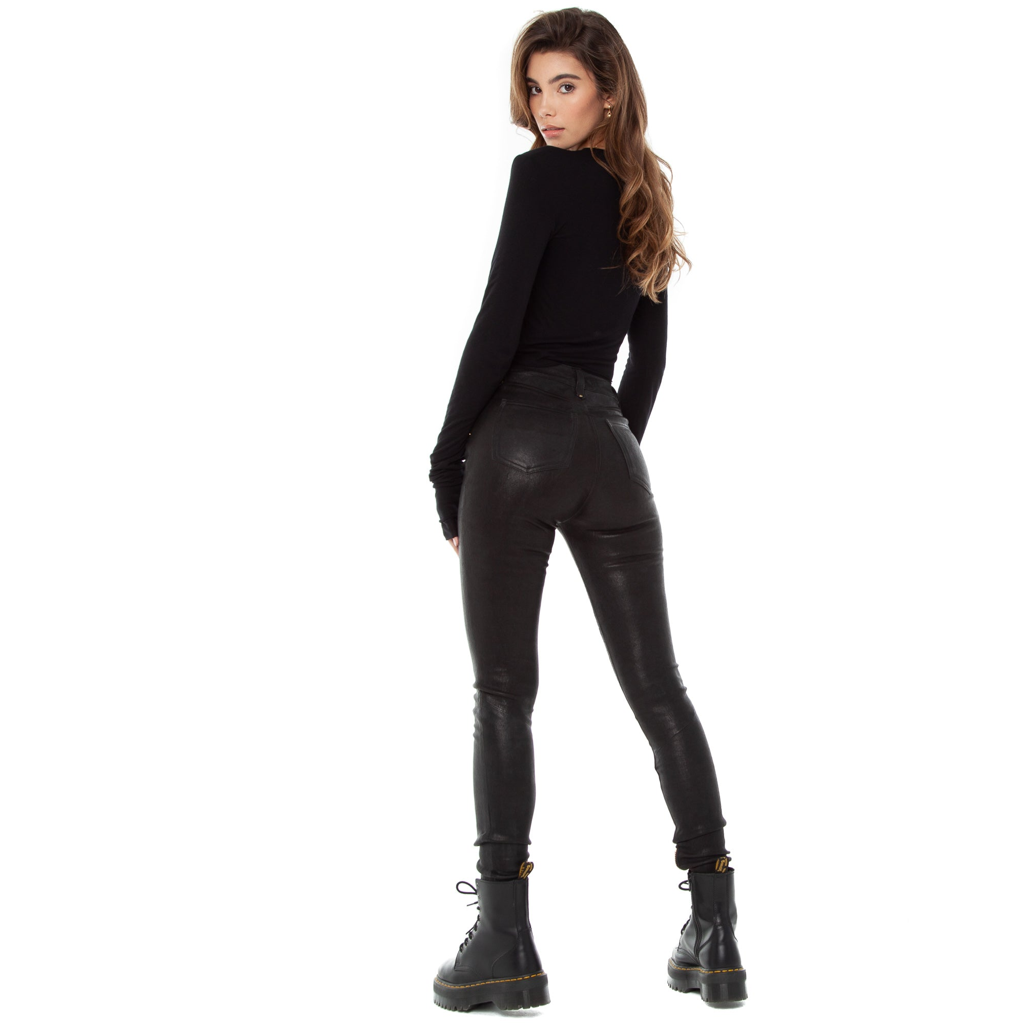 Are You Am I - Dalem Leather Pants