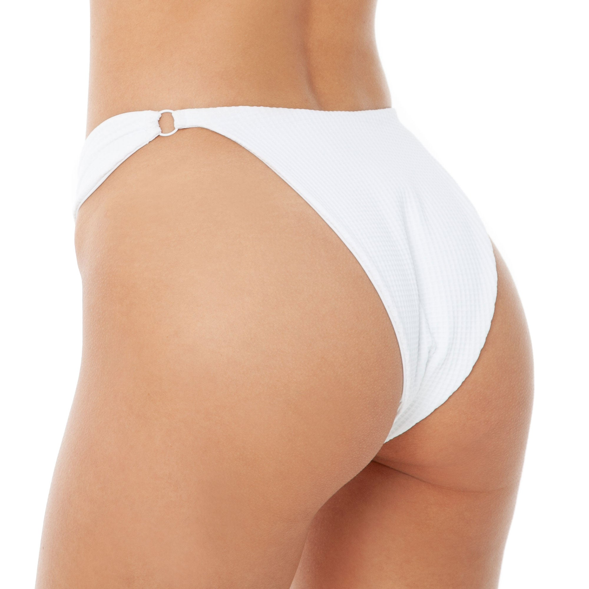 Are You Am I - Lieke SWIM Bottom **white
