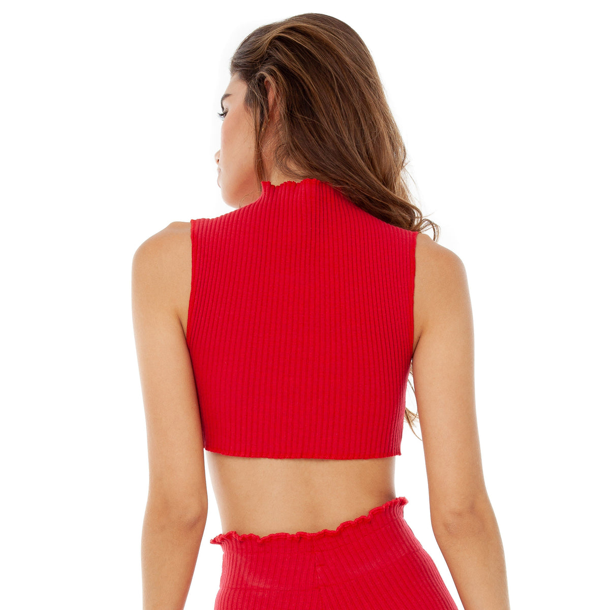 Are You Am I - Nour Top **red