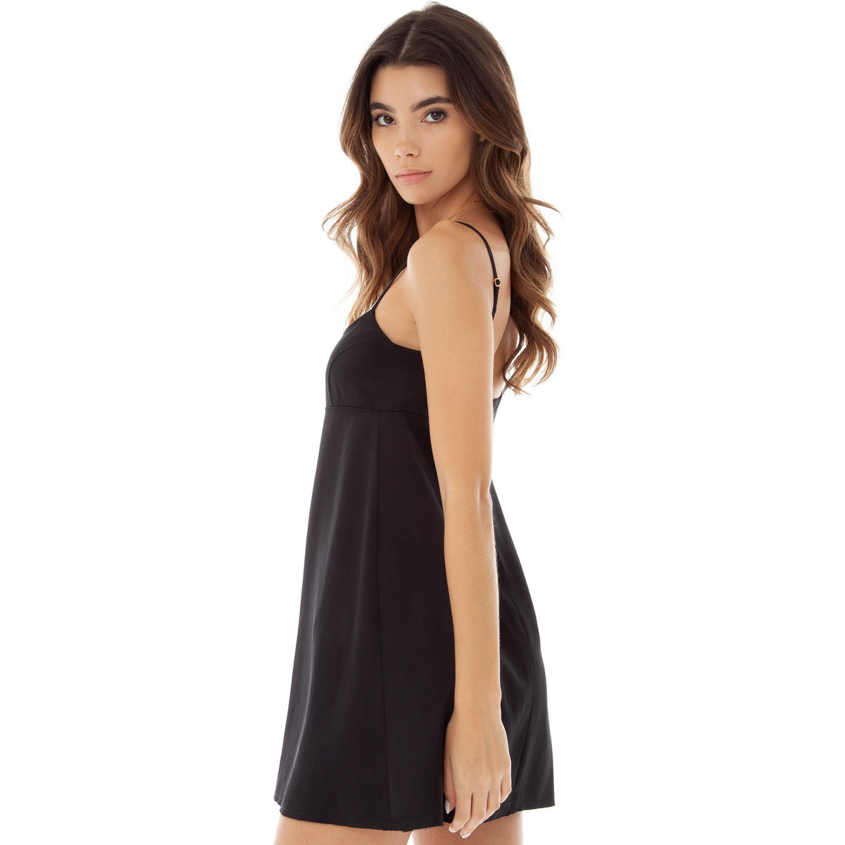Are You Am I - Zisa Dress **black
