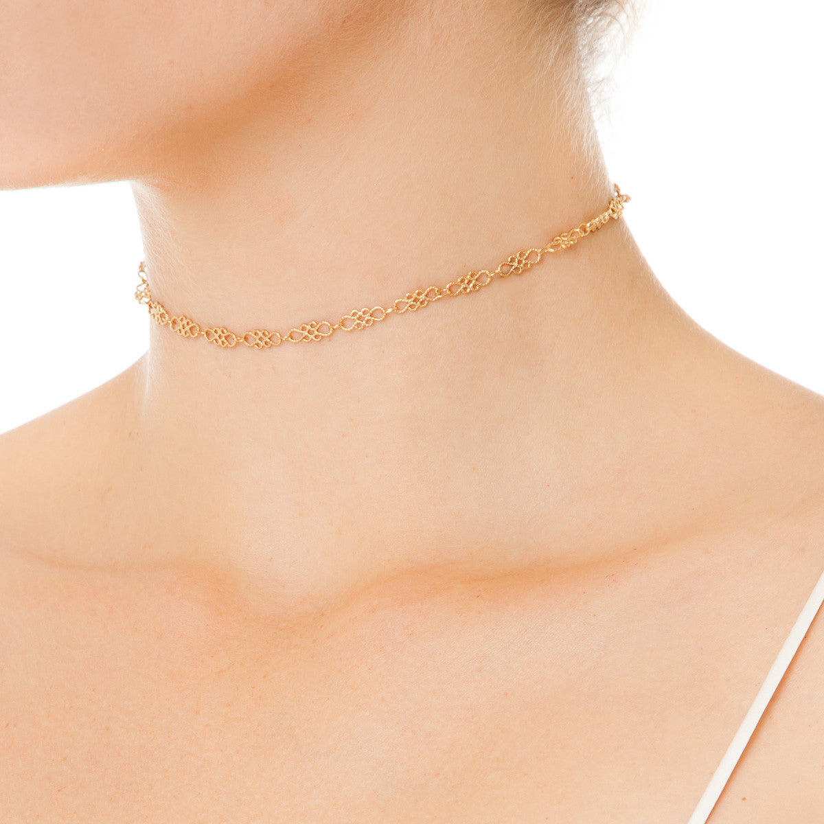 Are You Am I - Fiura Choker