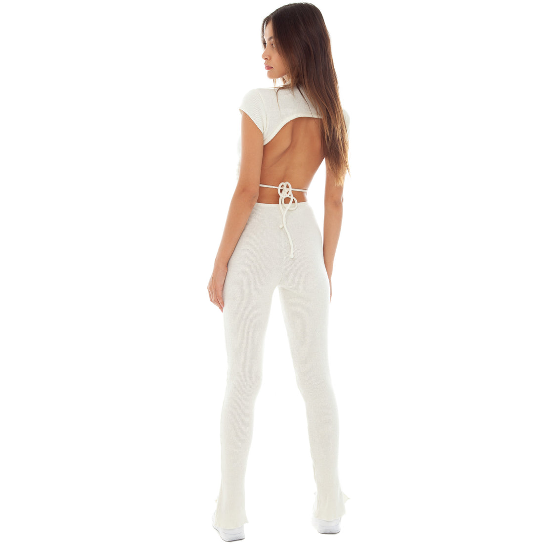 Are You Am I - Sarei Legging **ivory