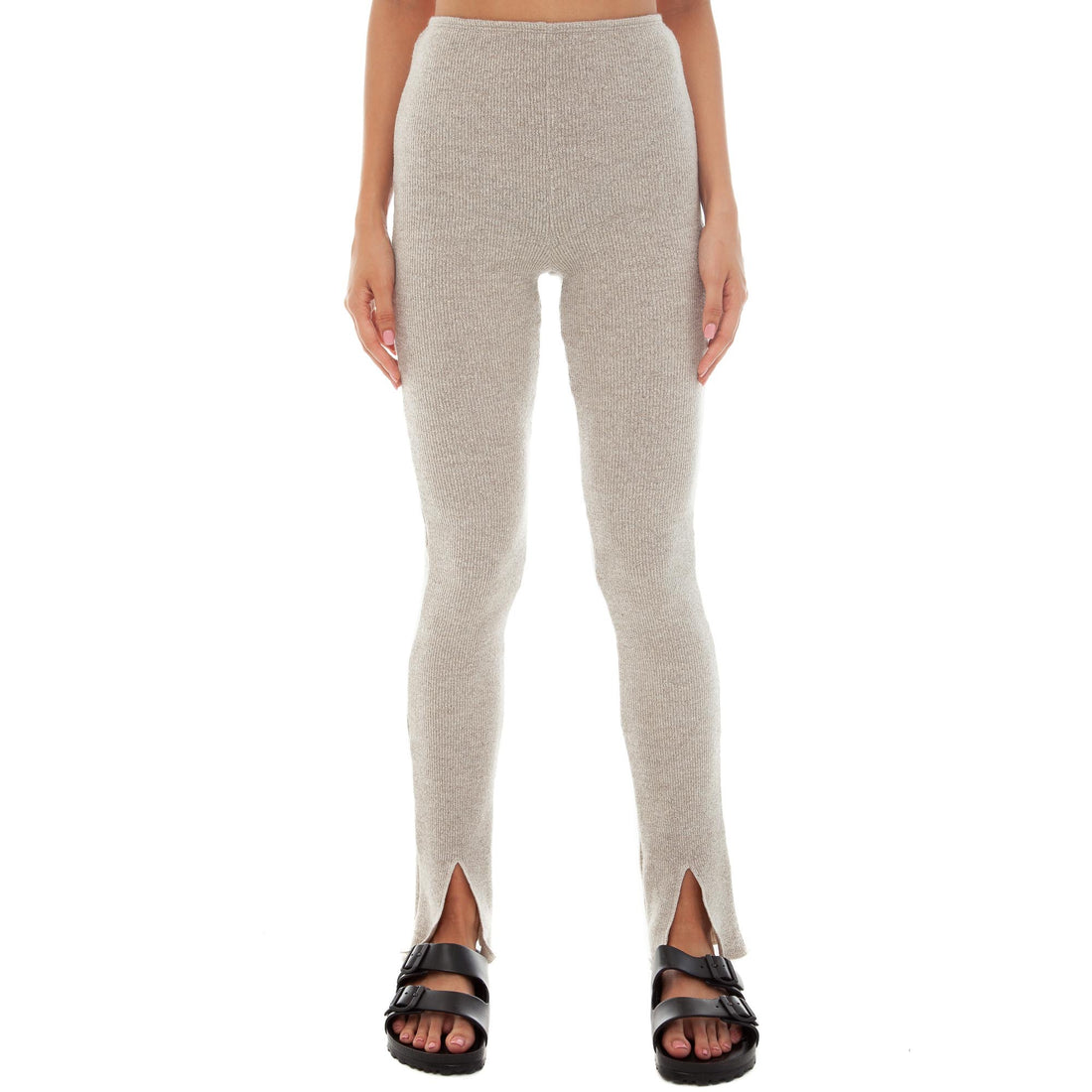 Are You Am I - Sarei Legging **oatmeal