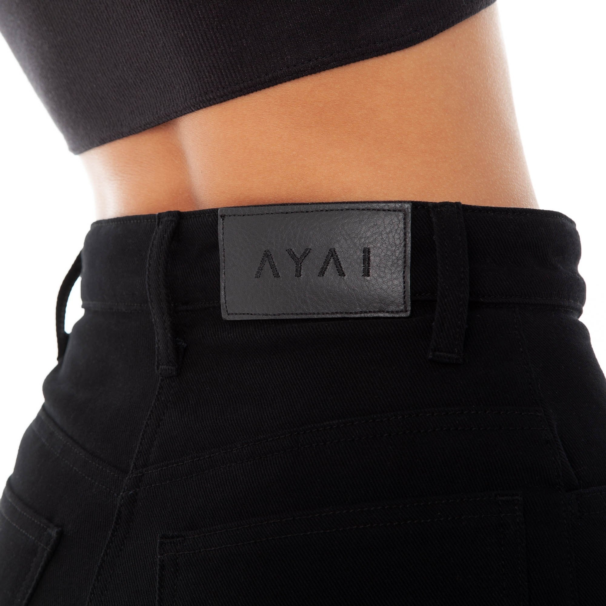 Are You Am I - Katana Trouser **black
