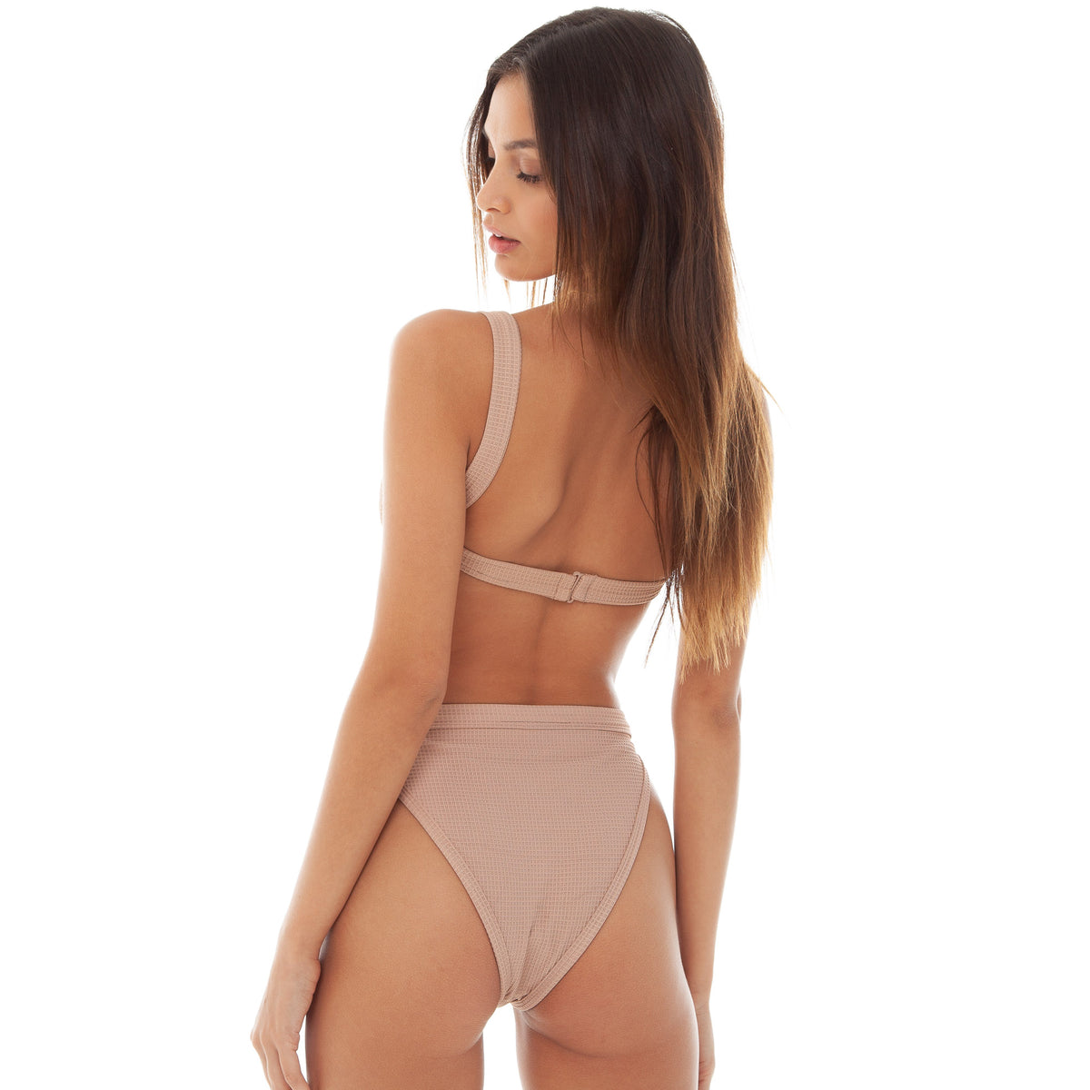 Are You Am I - Maika SWIM Bottom **fawn
