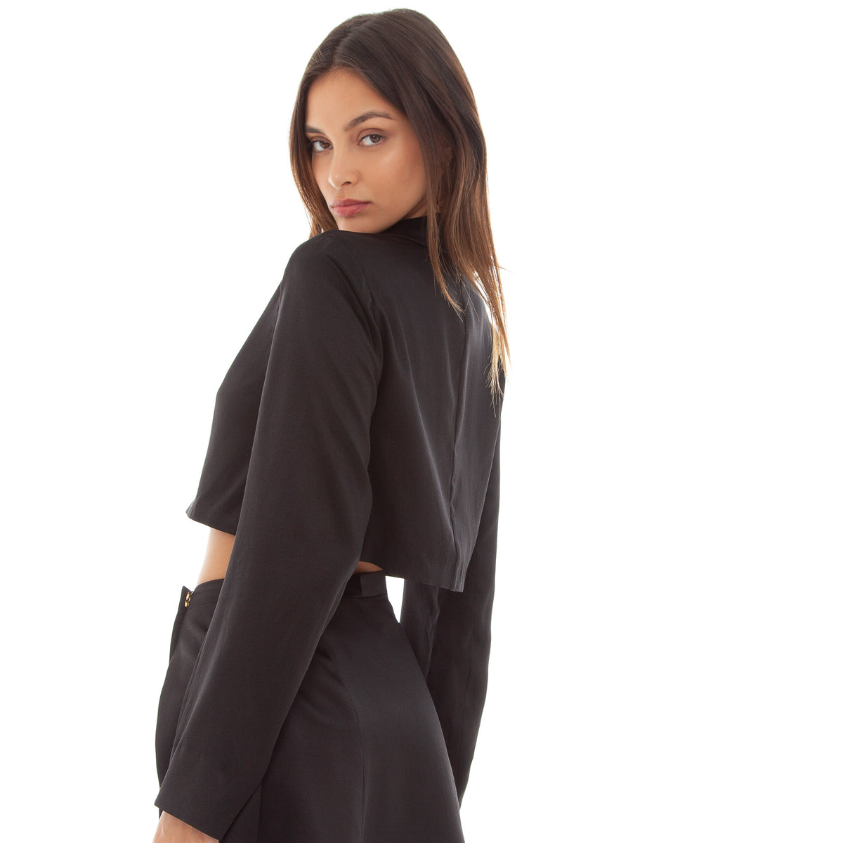 Are You Am I - Natane Blazer **black