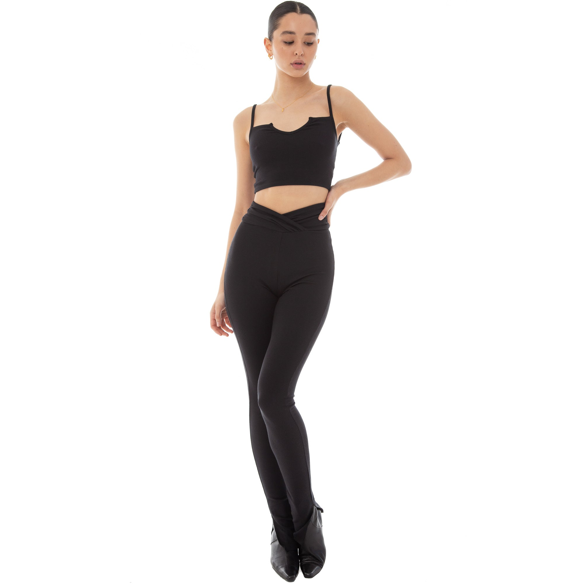 Are You Am I - Amiel Legging **black