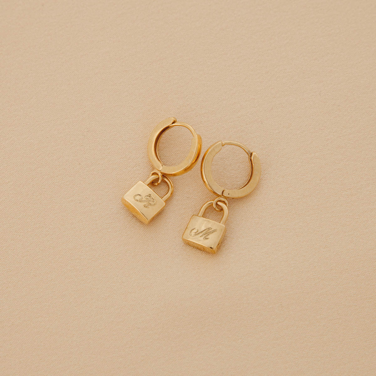 Are You Am I - Lira Earrings