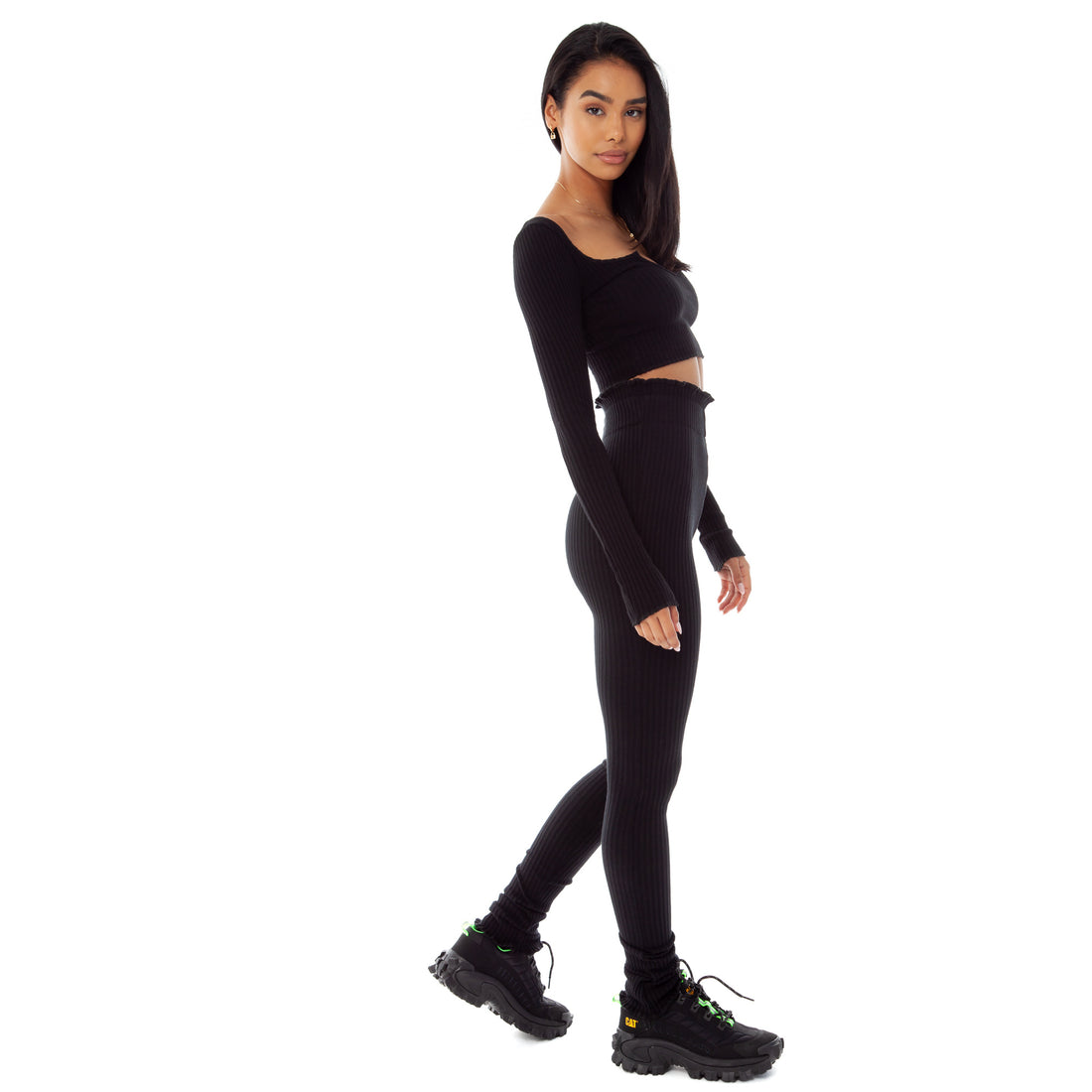 Are You Am I - Tiiu Legging **black