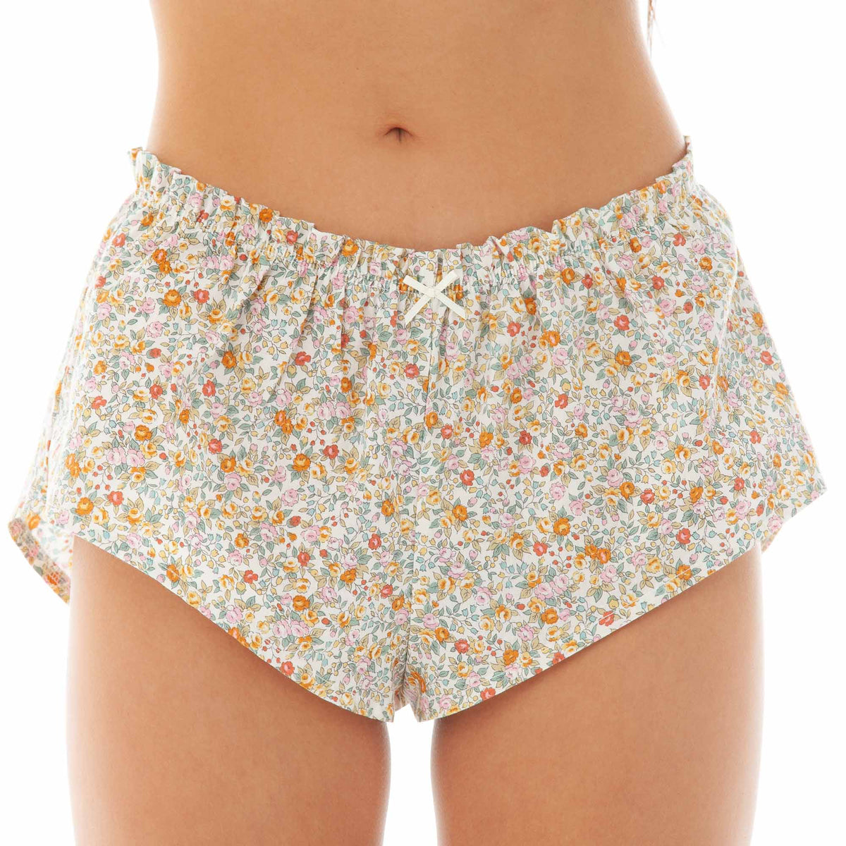 Are You Am I - Prinny Floral Boxer