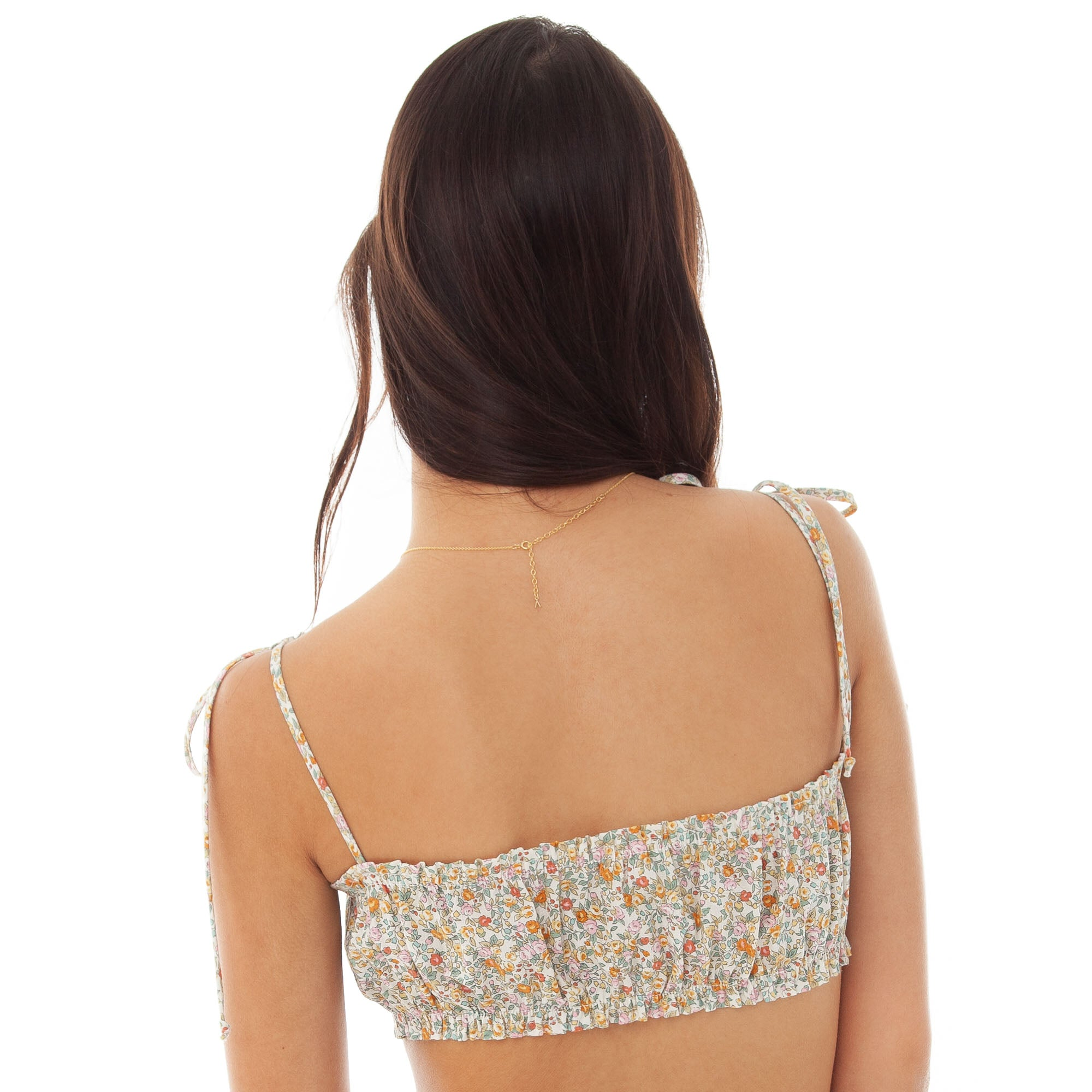 Are You Am I - Nai Bandeau **floral
