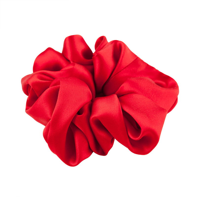 Are You Am I - Nini Scrunchie **cherry-red