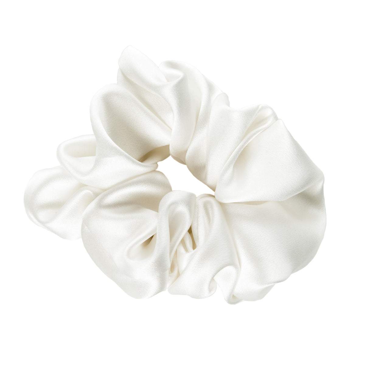 Are You Am I - Nini Scrunchie **white