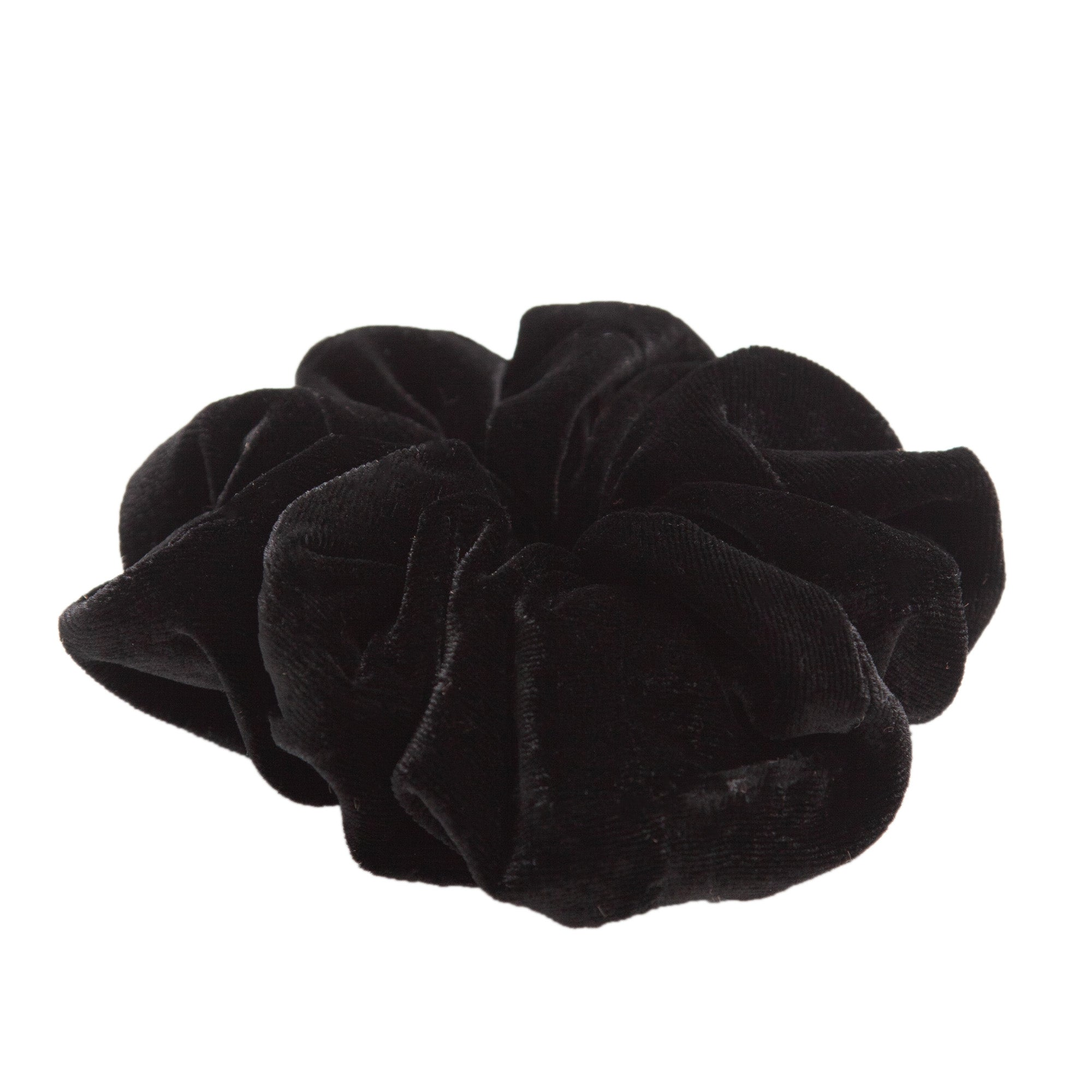 Are You Am I - Nini Velvet Scrunchie **black