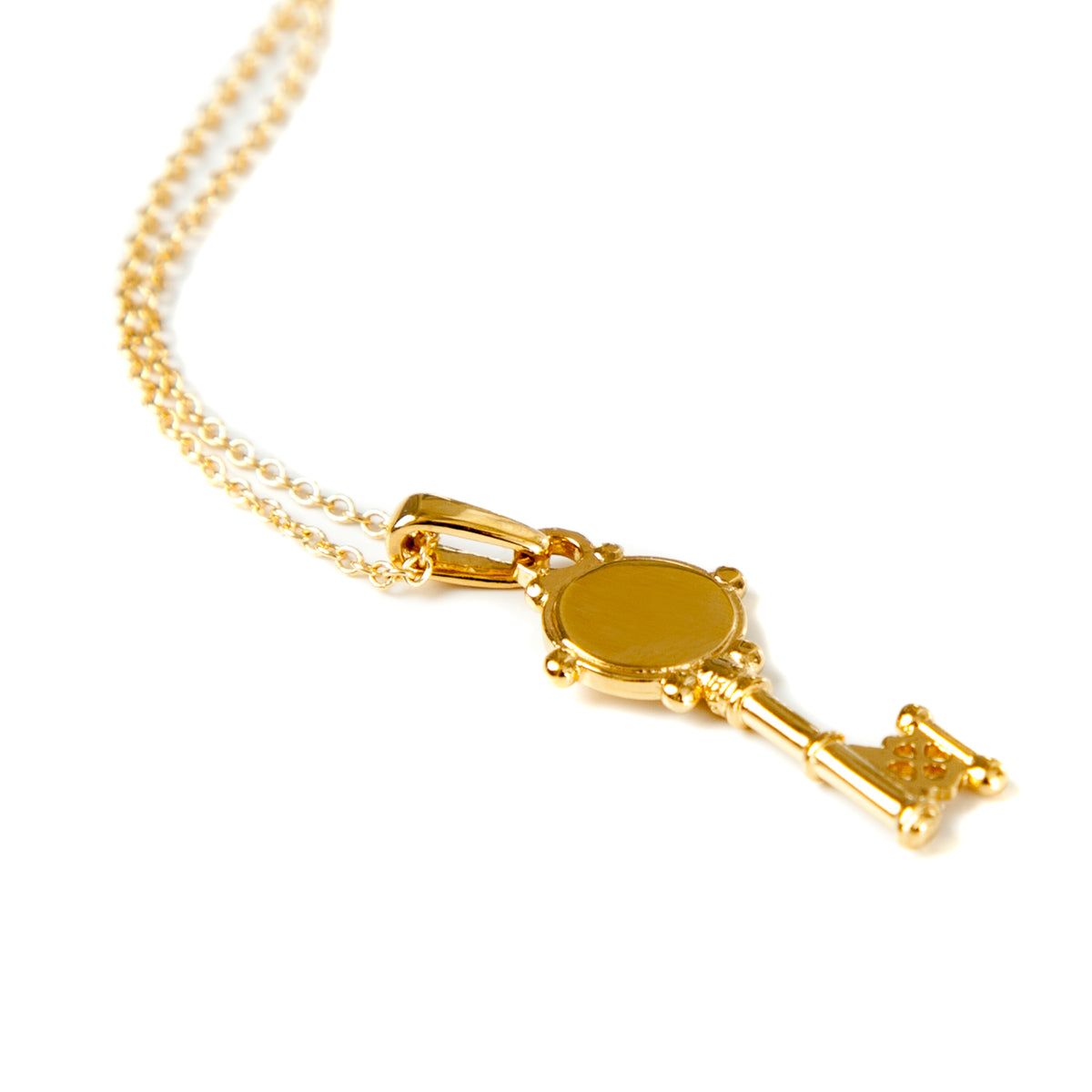 Nyck Key Necklace